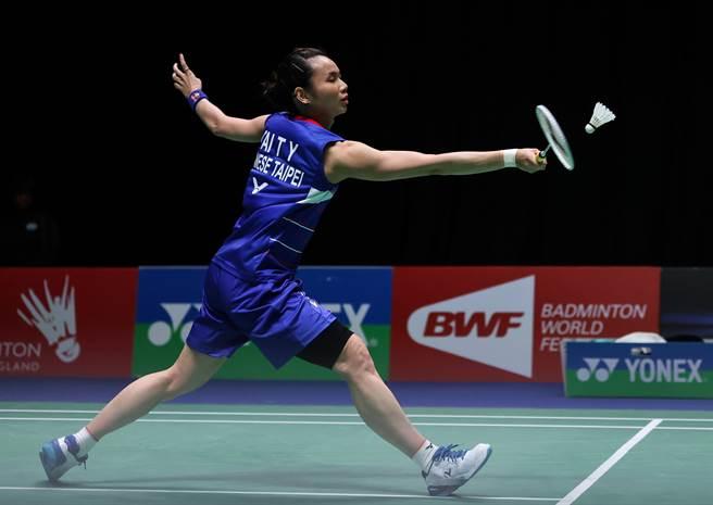 戴資穎預計會在全國羽球團體錦標賽女團四強戰開始登場。(資料照/中華羽協提供)