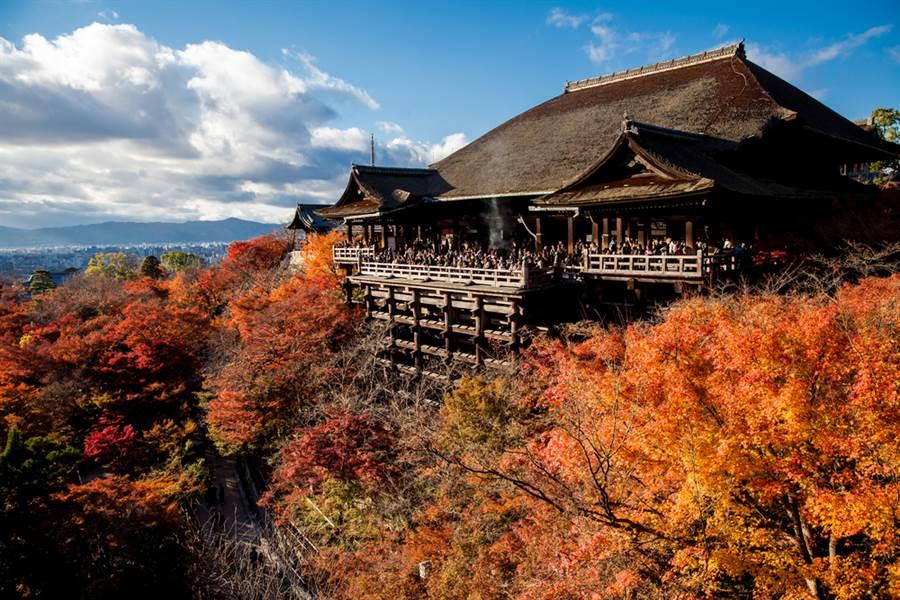 京都無疑有著豐富的歷史和人文景觀,迎接全球遊客的是歷史與現代碰撞的火花。(圖/Shutterstock)