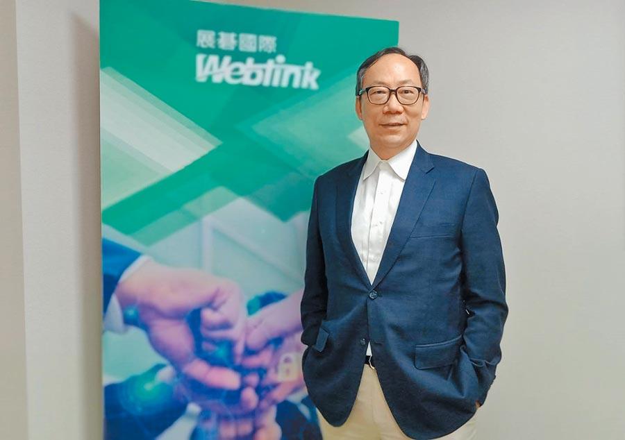 展碁總經理林佳璋表示,展碁經營團隊獨有的新經營商略,正讓展碁轉型漸入佳境。圖/黃志偉