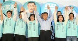 柯若到高雄輔選 陳敏鳳點名國民黨只有「他」可應戰