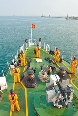 蔡總統宣示 傾所有力量護漁