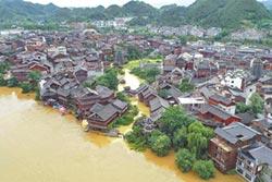雨彈狂襲 大陸災損千億台幣