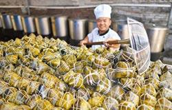 陸民愛吃粽 催生5千家企業