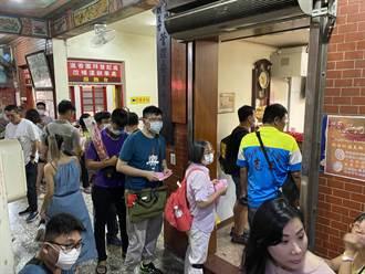 白沙屯媽祖徒步進香 台鐵加開班次疏運旅客 車次、時間看這裡