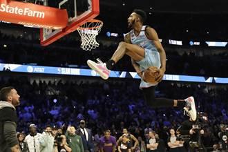 NBA》熱火首位!新科灌籃王感染新冠
