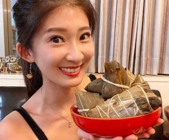 挺韓正妹端午曬辣照 自爆愛吃鹹粽「一次吃兩顆」