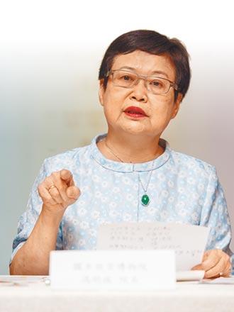 因韓戰散失家產 馮明珠出生即成敗家女