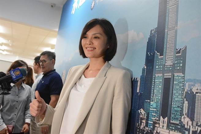 國民黨23日確定徵召高市議員李眉蓁投入市長補選。(資料照,林宏聰攝)