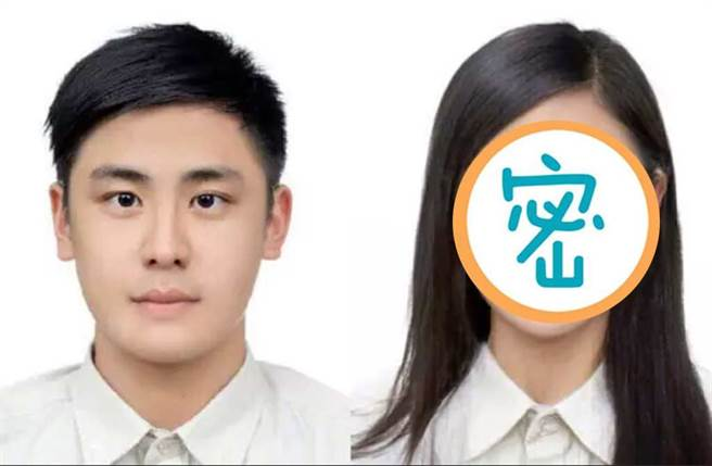 女大生用FaceApp將男友變性,結果驚為天人!(照片來源:Dcard)