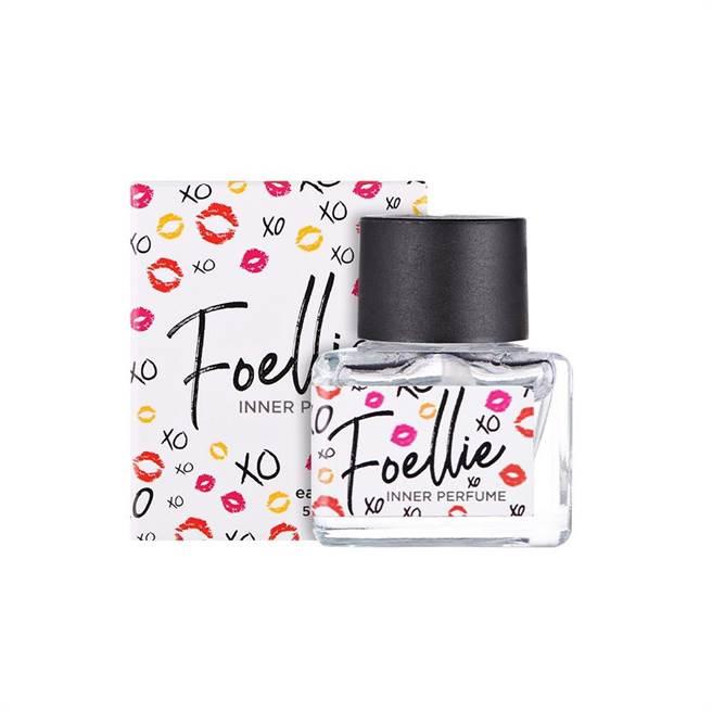 Foellie愛戀羞羞莓好時光。(Foellie提供)
