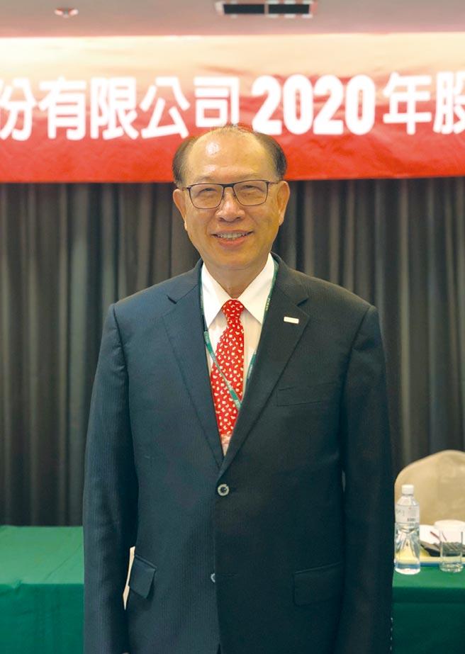 上銀集團總裁兼大銀微系統董事長卓永財。圖/沈美幸