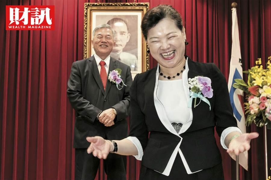 經濟部政務次長王美花接任經濟部長一職。(圖/財訊雙週刊提供)