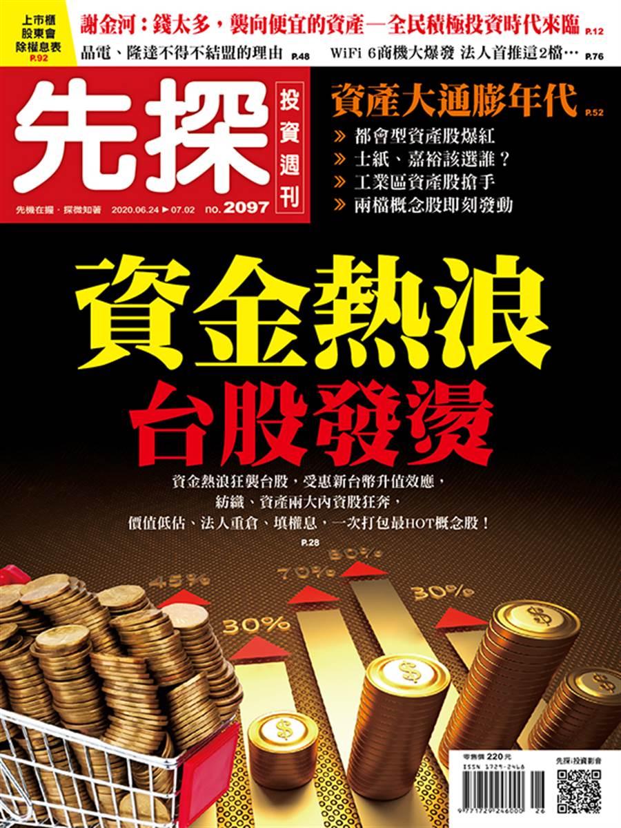 《先探投資週刊2097期》