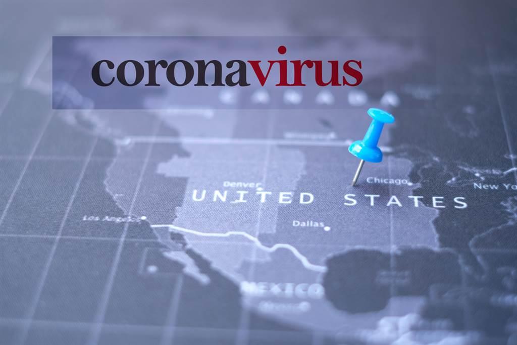 據美國有線電視新聞網報導,根據霍普金斯全球疫情追蹤地圖網站顯示,美國單日確診已創下新紀錄,25日單日新確診已逾4萬人,超過4月25日單日36,739例確診的紀錄。(示意圖/達志影像)