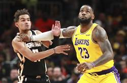 NBA》球季還沒打完 詹姆斯就獲頒年度最佳運動員獎