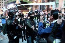 申請七一遊行遭警駁回 香港區議員徐子見提上訴