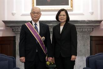 悼念陳定信  賴清德:2025台灣肝病全控制目標