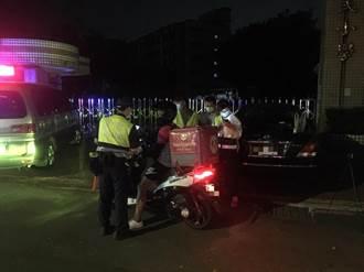 警環聯手出擊深夜炸街車 未來將實施科技執法