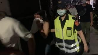 萬華康定路樓鳳漲300元  警又逮5名泰、寮籍妙齡女