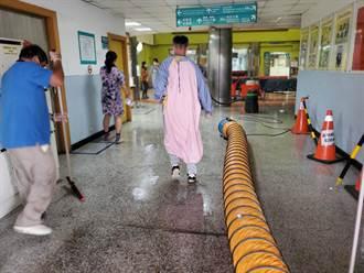有驚無險!台大雲林分院TB負壓實驗室冒煙疏散32人