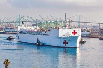 美國防授權法 呼籲醫療船來台