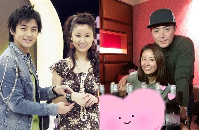 林志颖先前曾在节目上和林心如同台。(图/中时资料照片;翻摄自脸书)