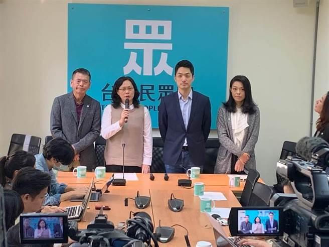 立法院預計29日召開臨時會,國民黨與民眾黨合作共同提出議案。(林縉明攝/資料照)