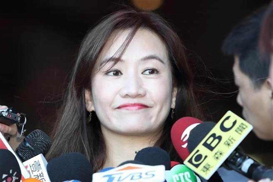 高雄市前新聞局長王淺秋。(資料照/鄭任南攝)