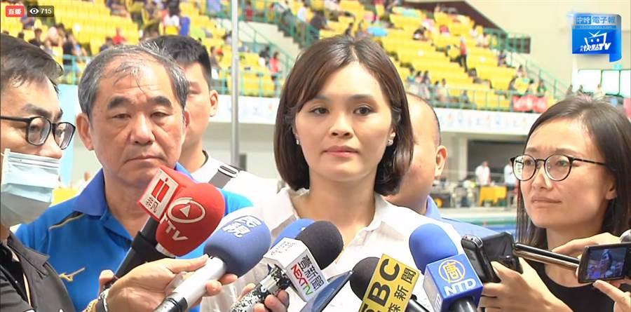 李眉蓁反擊陳其邁:別讓無能菊團隊復辟