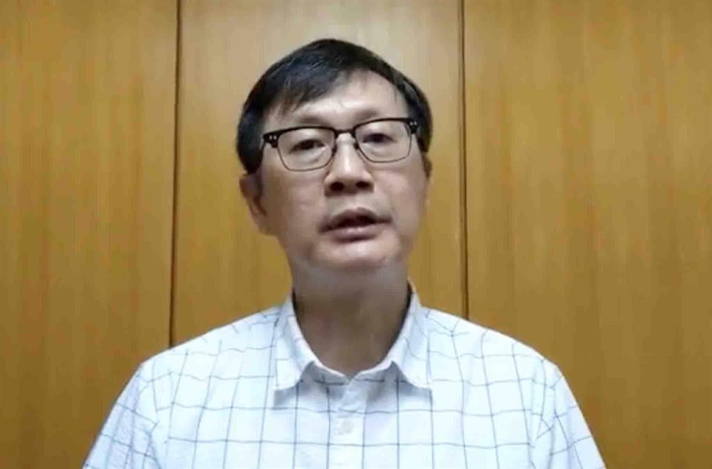 台電副總經理徐造華說,台中電廠除滿足全民用電,也提供台中市經濟發展、工商建設,以及市民生活所需的電力。(翻攝照片/陳世宗台中傳真)