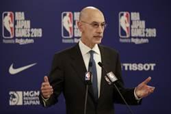 NBA》開幕戰下跪!席爾佛:尊重和平抗議
