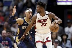 NBA》復賽強度熱火最硬 偏袒鵜鶘明顯