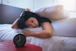 半夜驚醒失眠好痛苦!醫教5招幫睡好睡滿