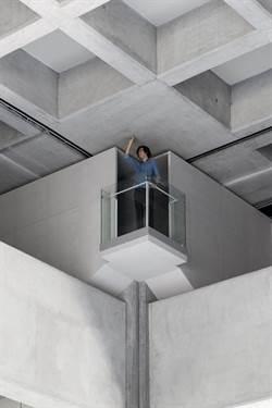 北美館成池 賴志盛築高台接近自我