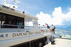 大鵬灣琉球線 搭車乘船無縫接軌