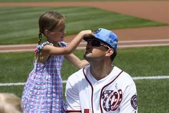 MLB》家人比打球更重要!「國民先生」可能不參賽