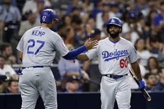 MLB》因焦慮症無蹤影 道奇外野手再現身卻被逮