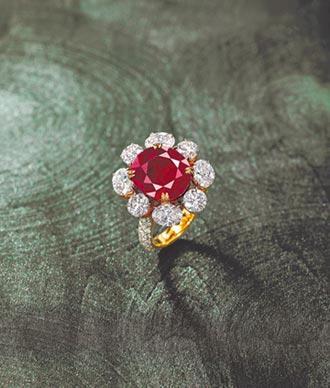 中國嘉德 主打珠寶 攜手佳士得上海聯展