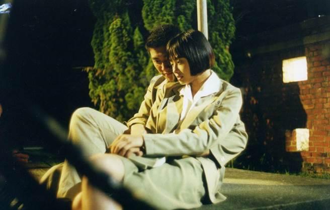 蕭淑慎第一部戲演出《曾經》女主角李芳儒的青年時期。(資料照片)