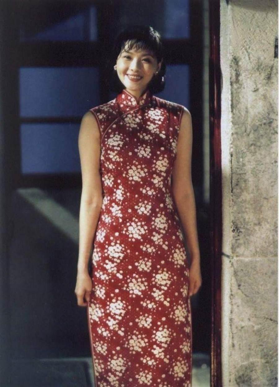 萧淑慎当年演出《孤恋花》娟娟一角,精湛演技牵动人心。(资料照片)