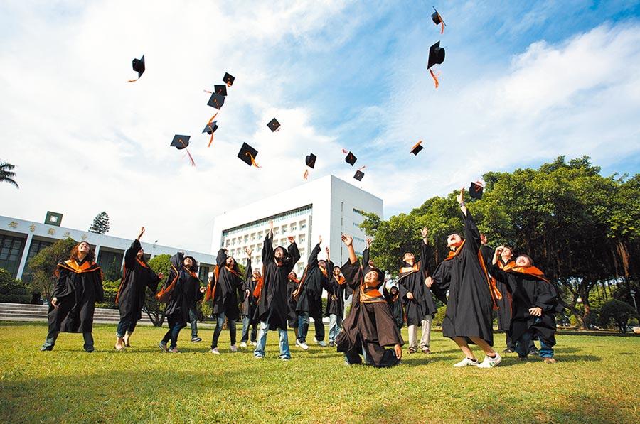 據勞動部統計,去年逾5成大學畢業生平均薪資不到30K,今年碰上疫情,情況恐更差。(本報資料照片)