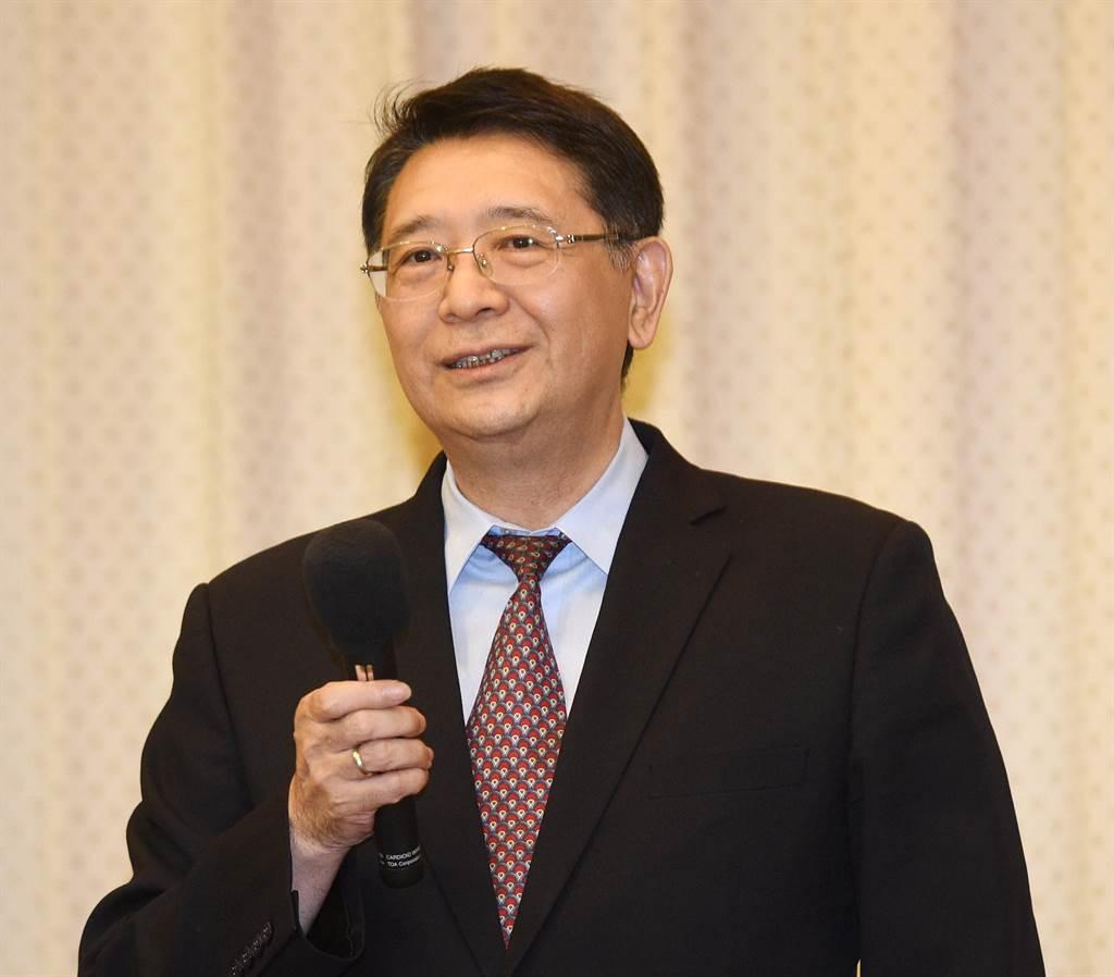 立法院秘書長林志嘉。