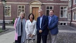 讓歐洲學子認識台灣  教育部與劍橋大學續推台灣研究
