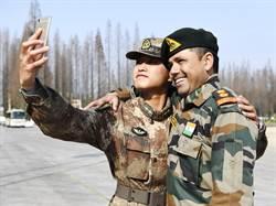 衛星照顯示 中印兩國正加強邊境建設活動