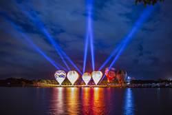 氣球嘉年華7月11日登場 大坡池光雕音樂會先暖場