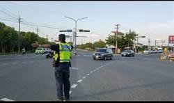 端午連假白河警200多人次疏導交通 民眾有感
