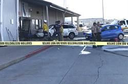 槍手瘋狂掃射 加州沃爾瑪配送中心爆槍擊 2死