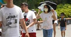 高溫破124年紀錄!台北6月氣溫「37度以上有9天」
