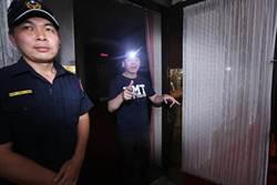 反對監委酬庸 藍營立委林為洲率隊突襲佔領立法院議場