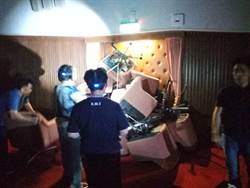 國民黨團占領立院  警政署:民眾若號召闖立院一律嚴辦
